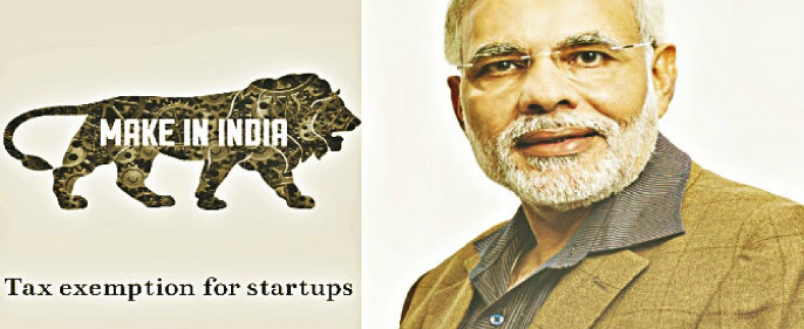 Indian Government 'Tax exemption' bonanza coming soon for startups