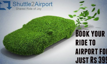 Shuttle2Airport: NCR based eco-friendly carpooling service for airport