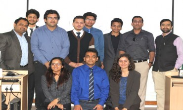 Startup Skirmish - First SRCC startup event which ignited spark in youth