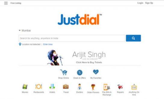 Just Dial Net Profit Jumps in Q3, Close to $9 million