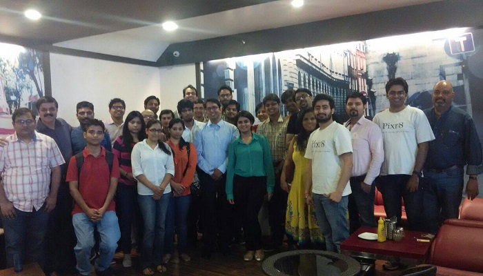 Bootstrap weekend at Lucknow