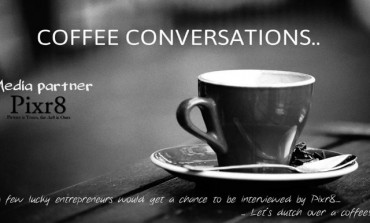 Pixr8 as a Media Partner presents Coffee Conversations meetup at Bengaluru