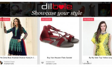 Dilbole, a startup for a better social shopping quotient