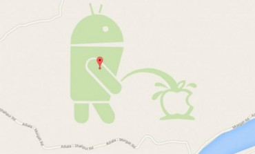 Viral: Have you seen Android peeing on Apple?