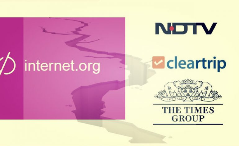 Net Neutrality row: NDTV, Cleartrip bid adieu to Facebook's Internet.org