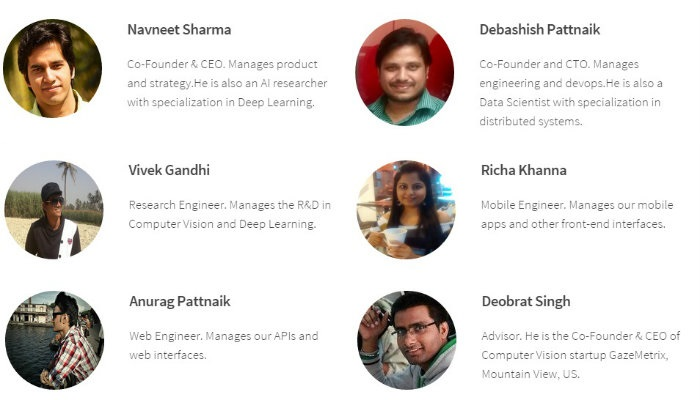Real brains behind Artificial Intelligence startup!