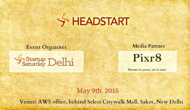 Pixr8 - startup saturday delhi