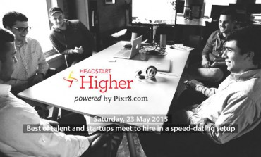 Live Blog- Headstart Higher presents Startup hiring program