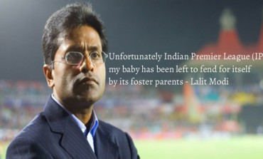 Innovation the need of the hour for IPL - Lalit modi former IPL Chief