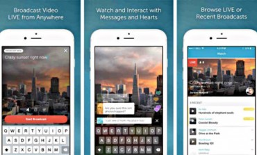 Twitter's Launched Periscope a live-broadcast app for Android
