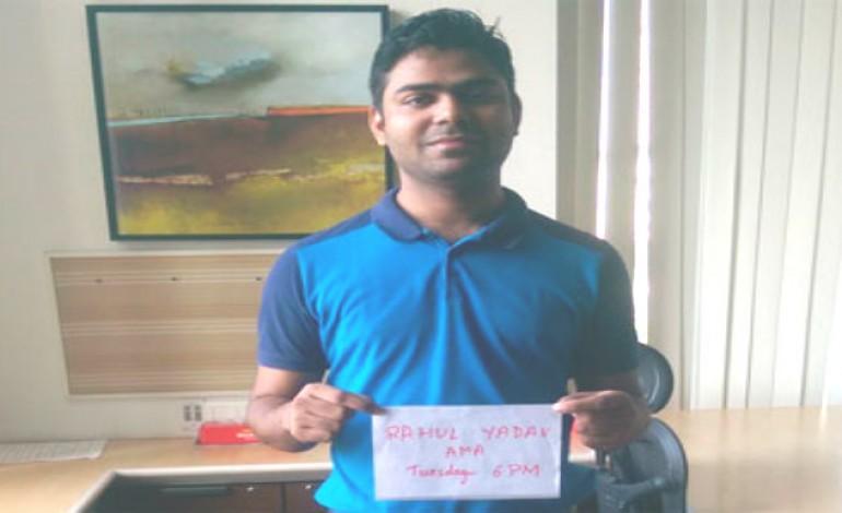 Housing co-founder Rahul Yadav now hold AMA session on Reddit