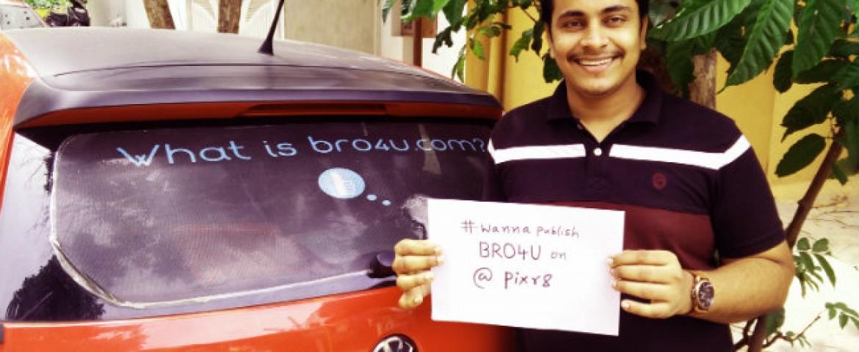 How Akshay turned 'Bhaiya chutta nahi hai' into bro4u.com
