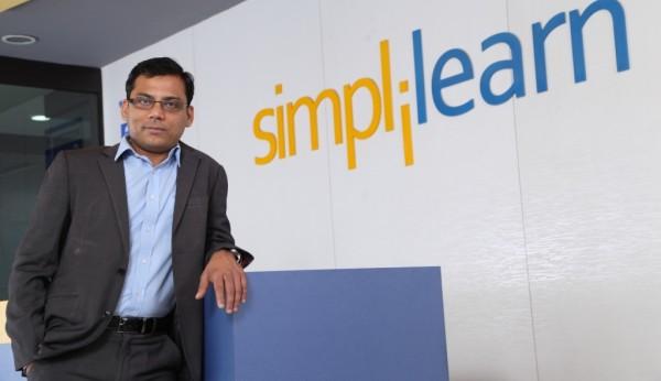Mr. Krishna Kumar,Founder&CEO, Simplilearn solutions pvt ltd