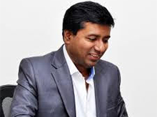 Rahul Narvekar, Founder&CEO, NDTV Ethnic Retail Ltd-www.indianroots.com