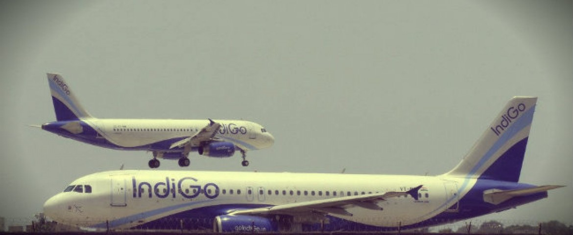 Indian Airline Indigo shares fall over 3% on Founders dispute