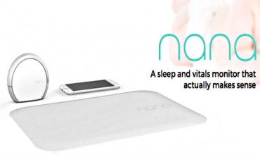 Nana a healthacre IOT device made by Singapore startup MNH labs