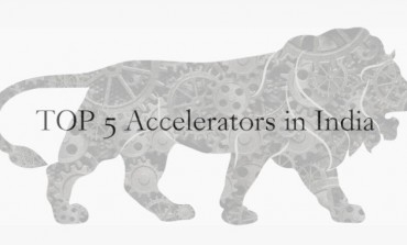 List of TOP 5 Accelerators in India!!!!