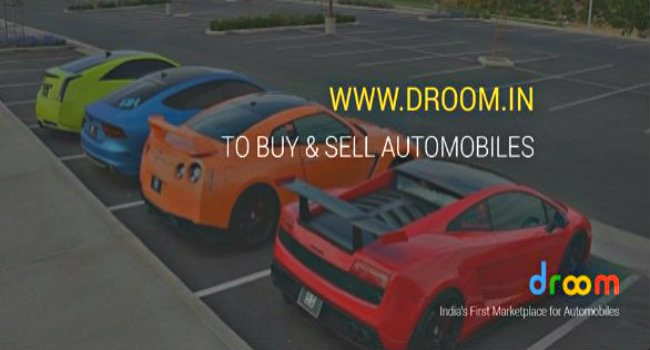 Droom - marketplace for automobiles