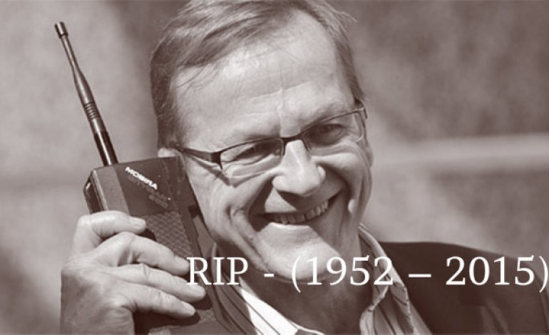 "Matti Makkonen known as the ""Father of SMS"" died at 63"