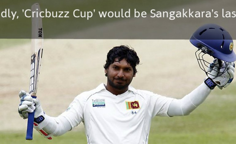 India Vs Sri Lanka Test Series to be called 'Cricbuzz Cup'
