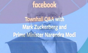 Live Blog: Q&A with PM Modi, Zuckerberg in Facebook Townhall