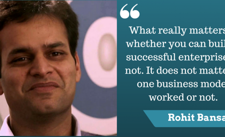 Indian e-commerce expanding in the era of mobile phones - Rohit Bansal (co-founder of snapdeal)