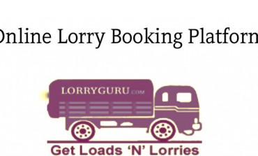 A lady entrepreneur from AP runs an online truck booking platform lorryguru