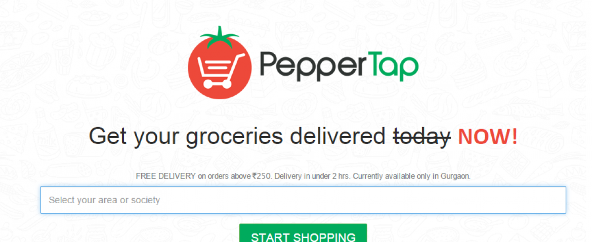 Peppertap Shuts Down Grocery Delivery Operations