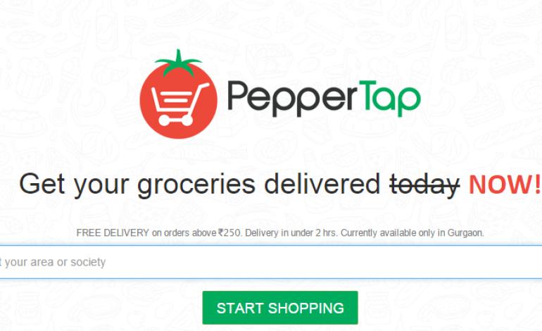 PepperTap Acquires Jiffstore, Also Raises Series B funding