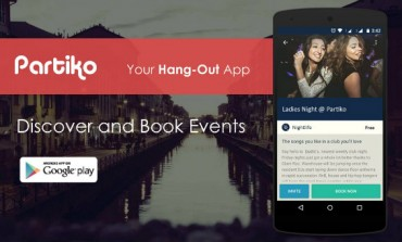 Book your events in Delhi/NCR using Partiko App