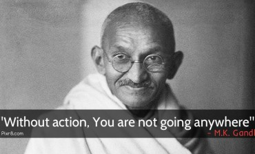 9 Quotes by Mahatma Gandhi to Inspire Entrepreneurs