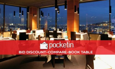 In India, Use Pocketin For Selecting Restaurants And Request For a Particular Discounts