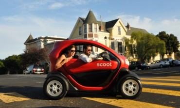 Scoot Quad - San Francisco's New Way To Ride Around The City
