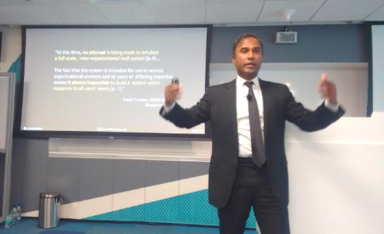 Dr. V A Shiva Ayyadurai: The Indian Who Invented E-MAIL