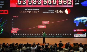 Alibaba's Singles Day Sales in Pictures
