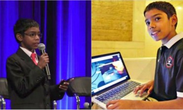 Meet Reuben Paul, A 9-Year-Old Indian Boy Who Is Both A CEO And Cybersecurity Expert!