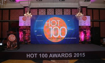 CORE (Centre of Recognition & Excellence) felicitates innovative technology start-ups at Hot100 Awards