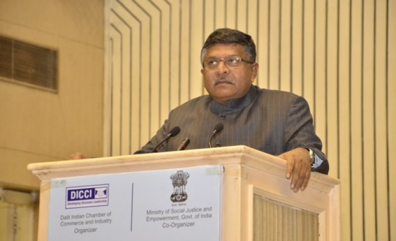India may have 50 crore Internet subscribers next year: Prasad