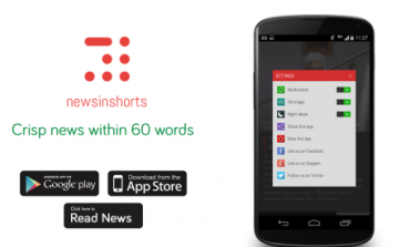 Inshorts Featured as Best News App in Google's List of Best Apps for 2015