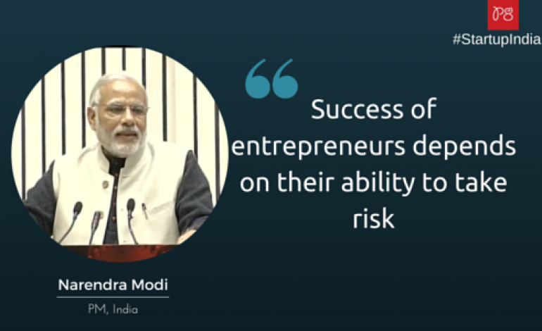 The Most Awaited Start-Up Action Plan by PM Narendra Modi
