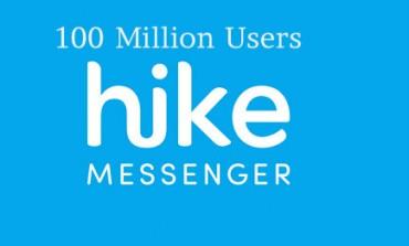 Hike Messenger crosses 100-million user mark