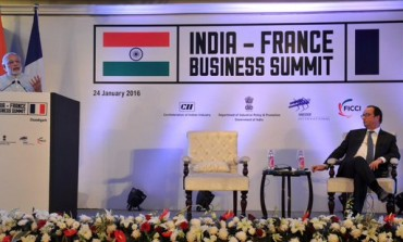French Companies to Invest $10 Billion in India -  France Finance Minister Michel Sapin
