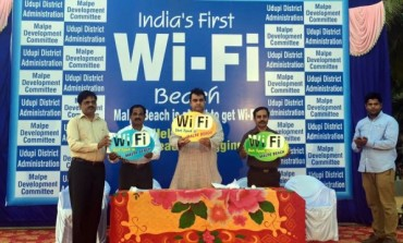Malpe Becomes First Beach In India to Get Free Wi-Fi
