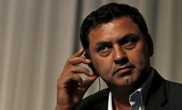 Nikesh Arora Received $73M Pay Cheque From Softbank in 2016