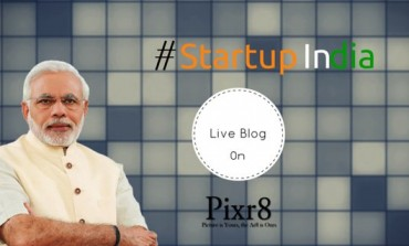 "Live Blog: ""Startup India"" A Step Towards Innovation"
