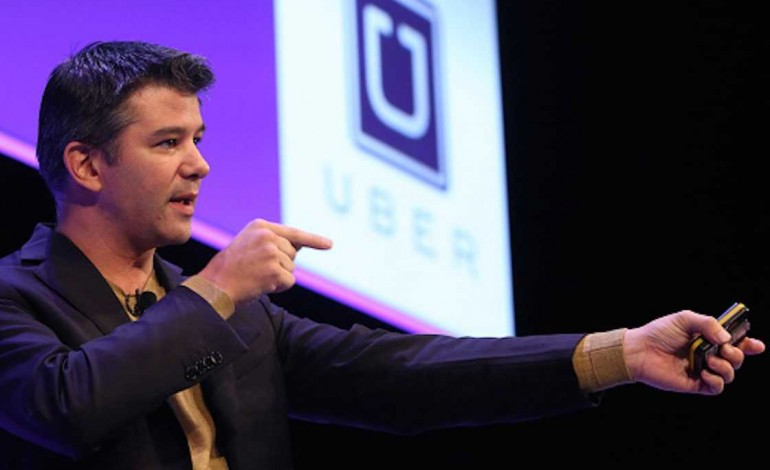 Travis Kalanick (Uber, Founder) Will Attend Modi's Startup India Event