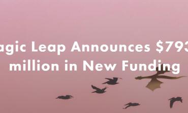 Magic Leap Announces $793.5 Million Fresh Funding Led By Alibaba Group