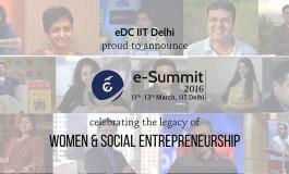 E-Summit 2016 - Live From IIT Delhi