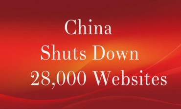 China Shuts Down 28,000 Websites in National Crackdown