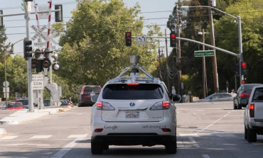 Google Self-driving Car Hits Public Bus